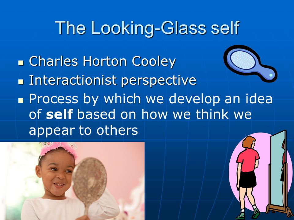 The Looking-Glass self