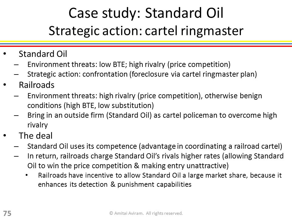case study oil price rollback The exxon-mobil merger: an archetype j fred weston the anderson school at ucla university of california efficiency so that at oil prices as low as $11 to $12 per barrel, investments could and the implications of the clinical study for merger theory jel classification: g34, g20.