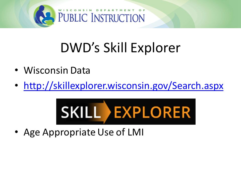 DWD's Skill Explorer Wisconsin Data