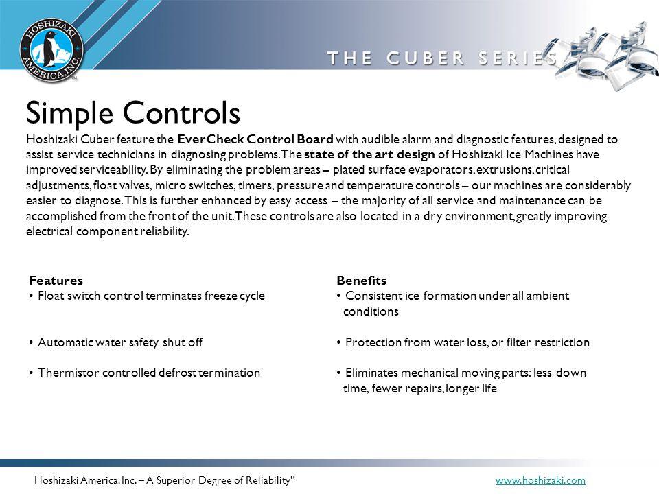 Simple Controls