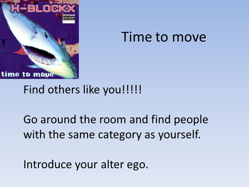 Time to move Find others like you!!!!!