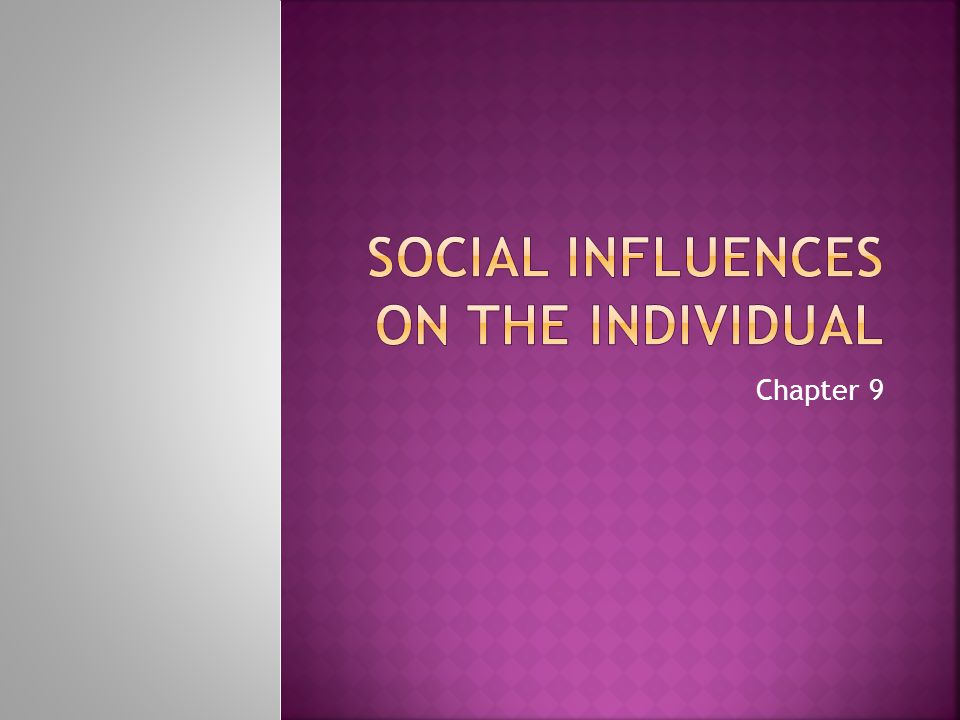social influences Social influences and the designation of charitable contributions: evidence from the workplace katherine grace carman∗ harvard university november, 2004.