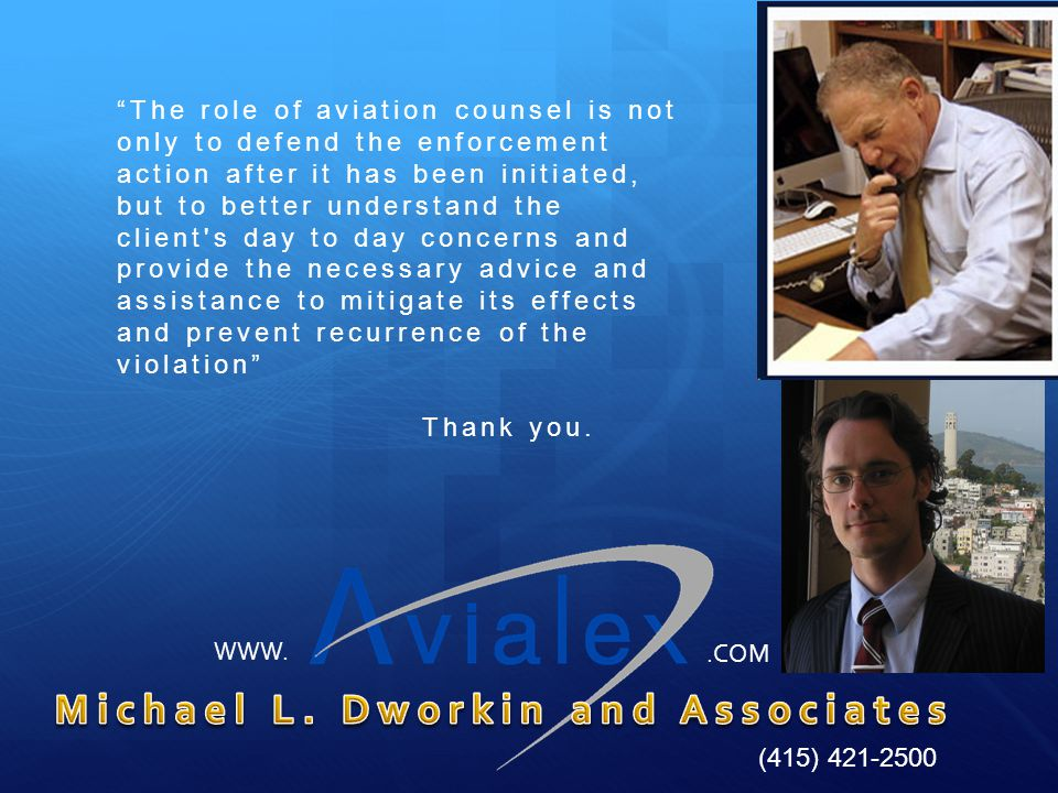 Michael L. Dworkin and Associates