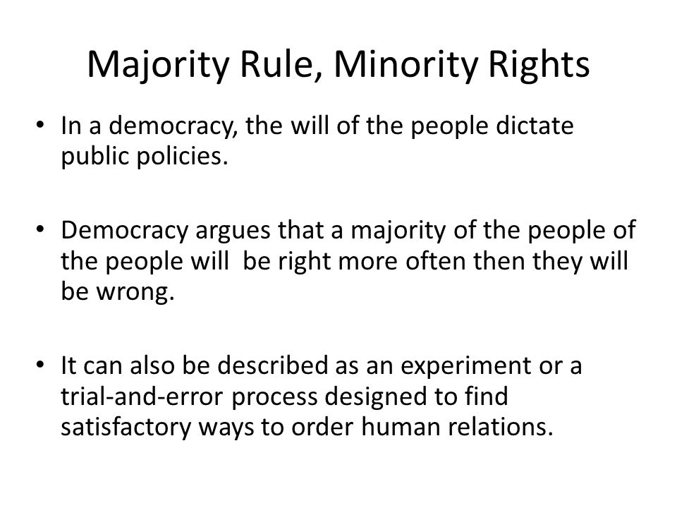 Basic Concepts of Democracy - ppt download