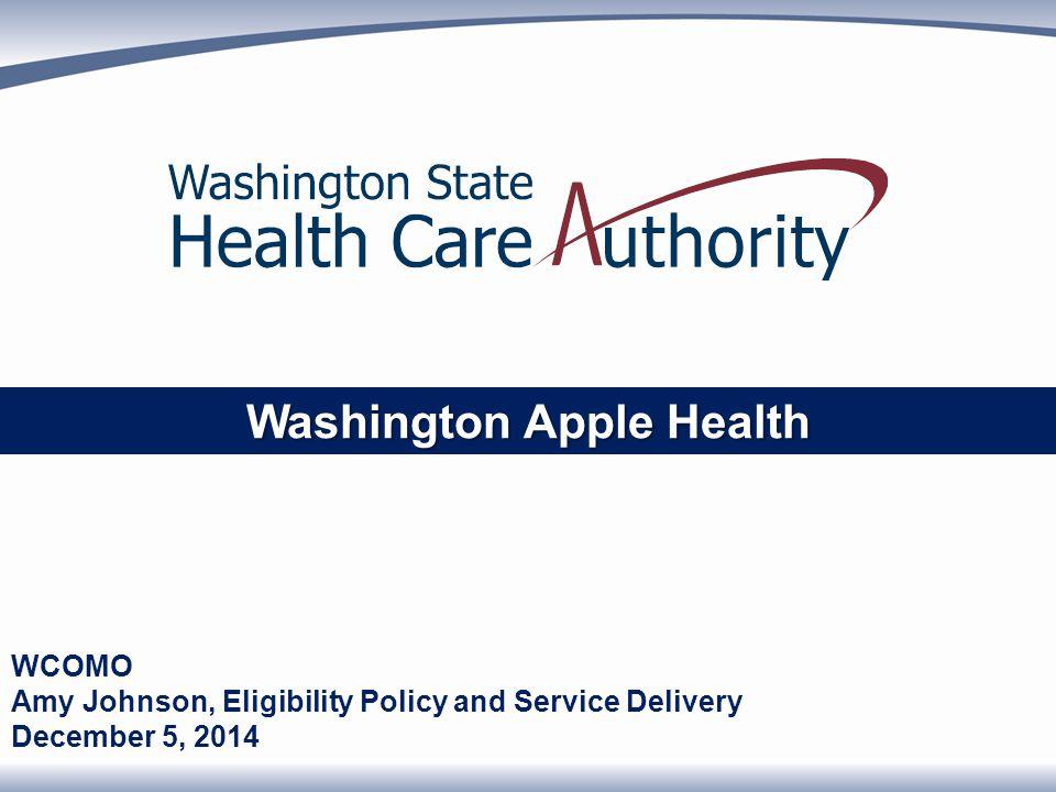 Washington Apple Health