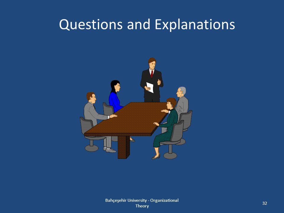 Questions and Explanations