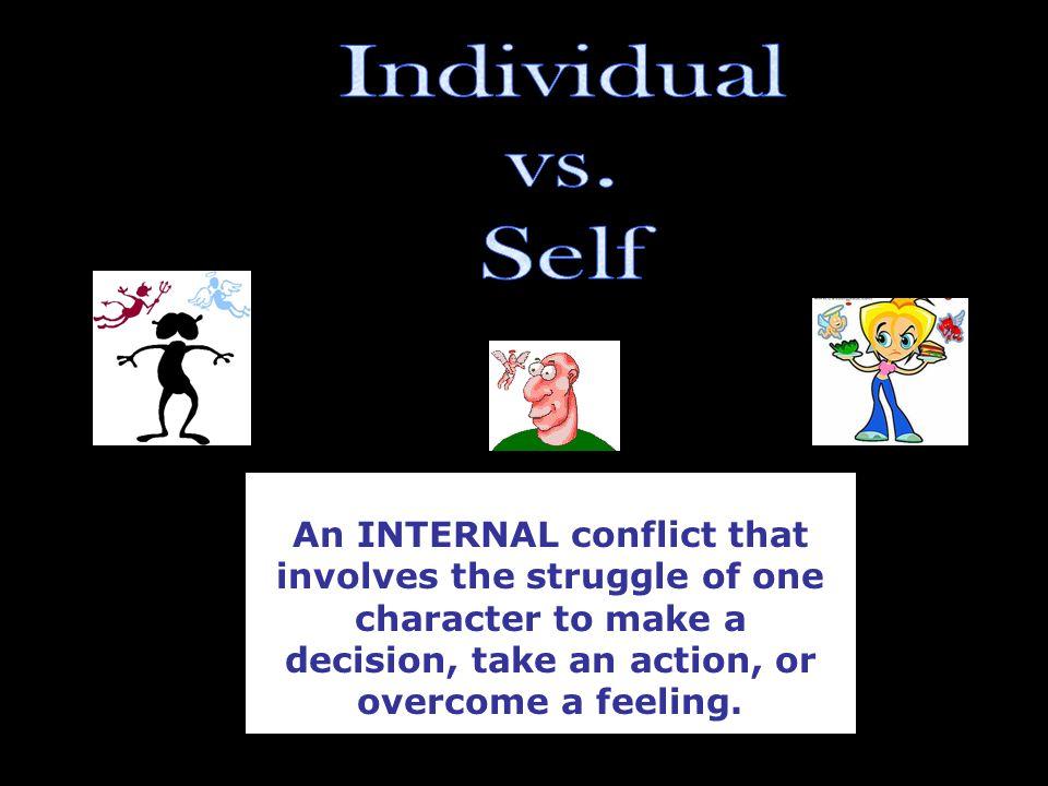 Individual vs. Self.
