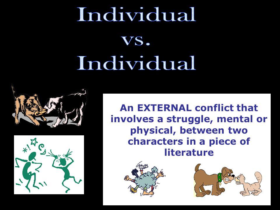 Individual vs. Individual vs Individual