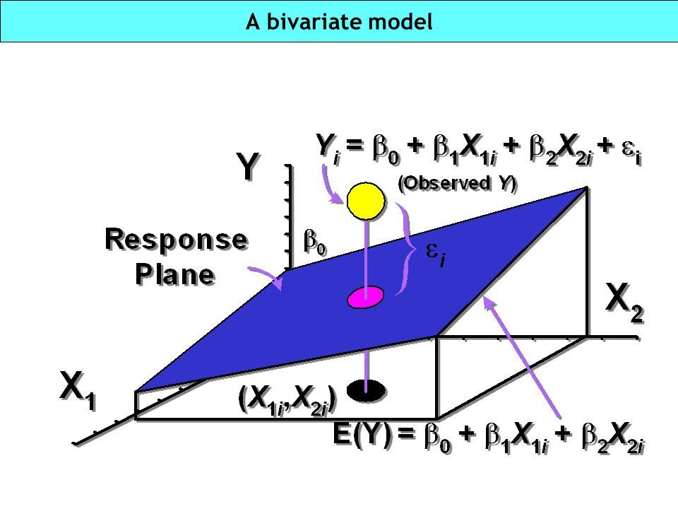 A bivariate model 12
