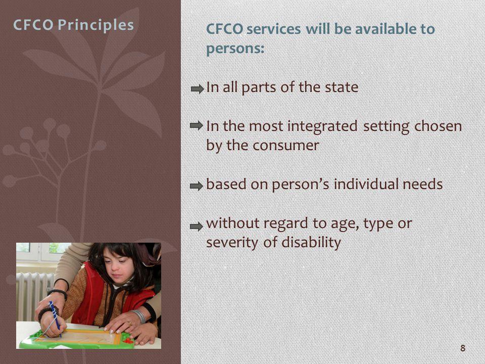 CFCO Principles