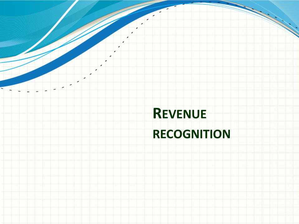 Revenue recognition Guidance: ASC 926 (SOP 00-2) and ASC 605 (SAB 104, FAS 48) Five revenue recognition criteria, as defined in ASC 926: