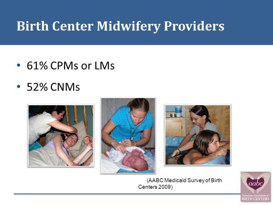 Birth Center Midwifery Providers