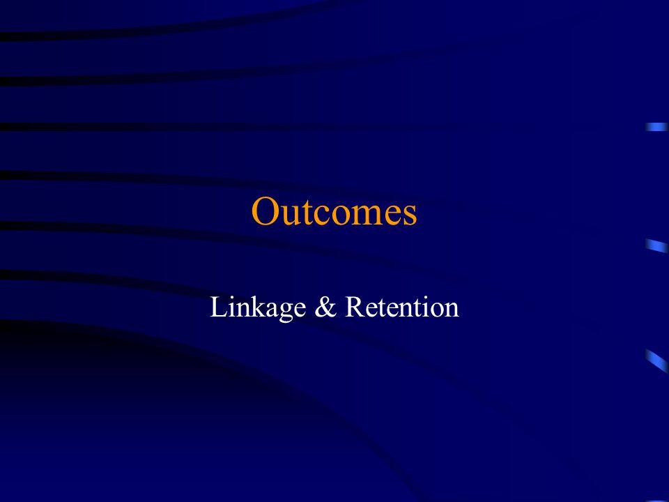 Outcomes Linkage & Retention
