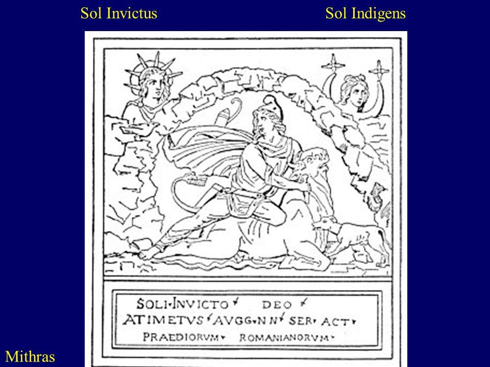 Sol Invictus Sol Indigens