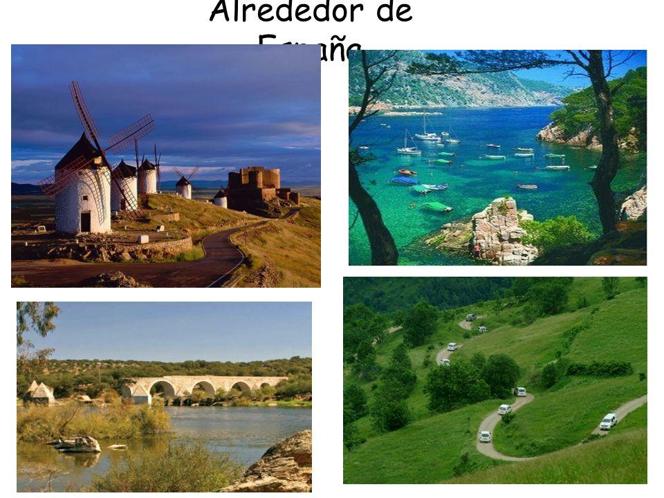 Alrededor de España
