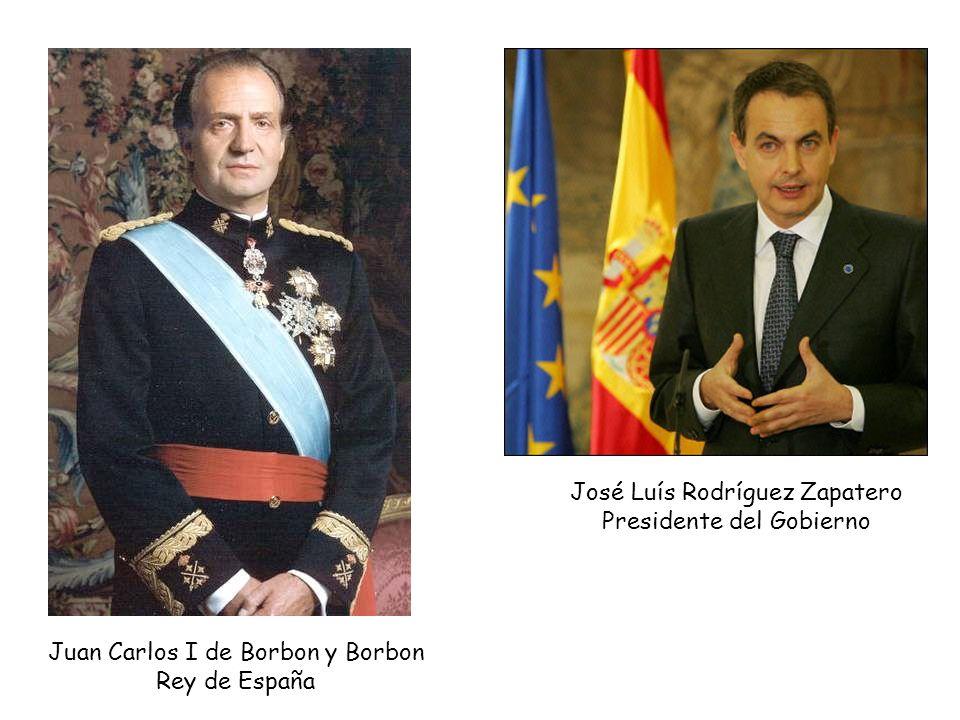 José Luís Rodríguez Zapatero Presidente del Gobierno