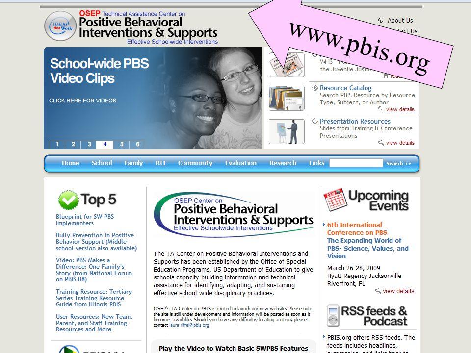 www.pbis.org 21