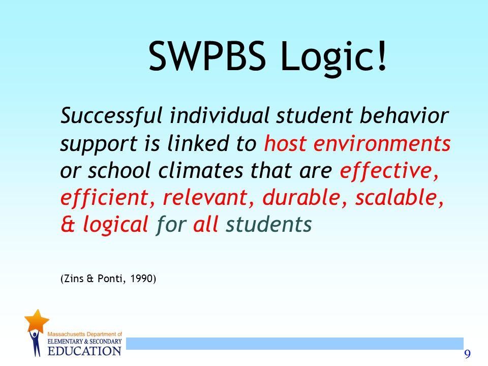 8 SWPBS Logic!