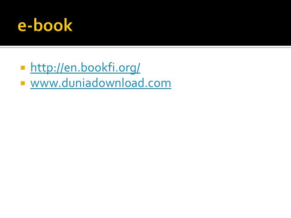 e-book http://en.bookfi.org/ www.duniadownload.com