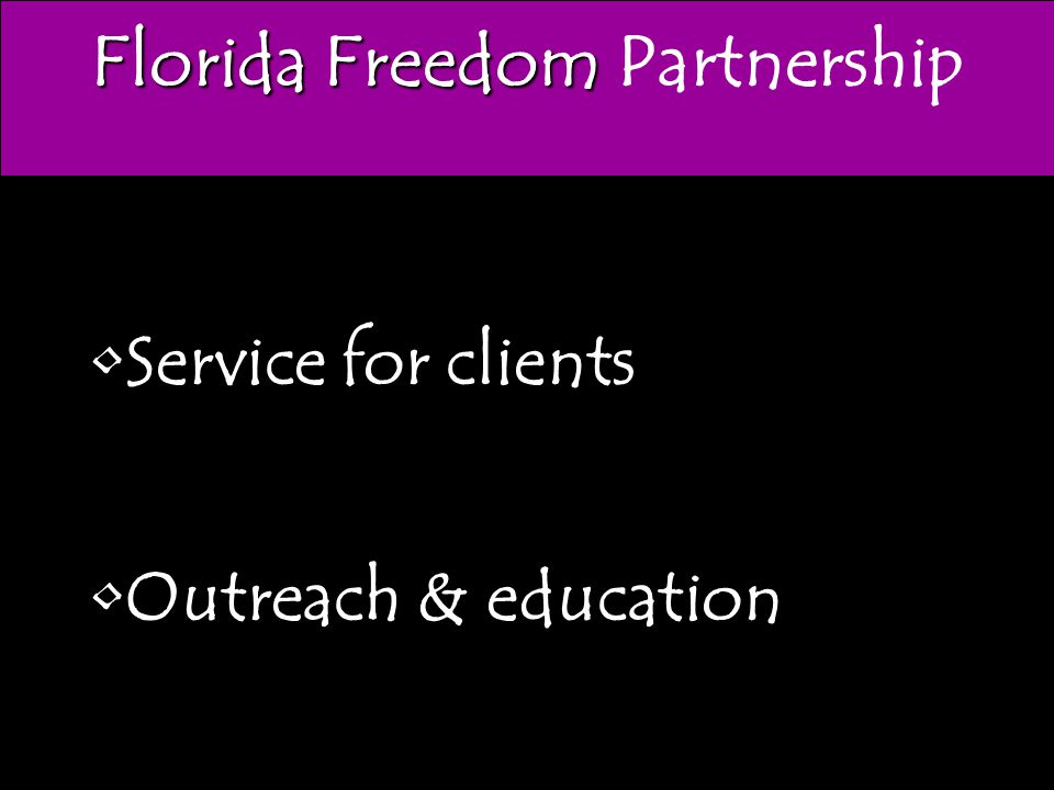 Florida Freedom Partnership