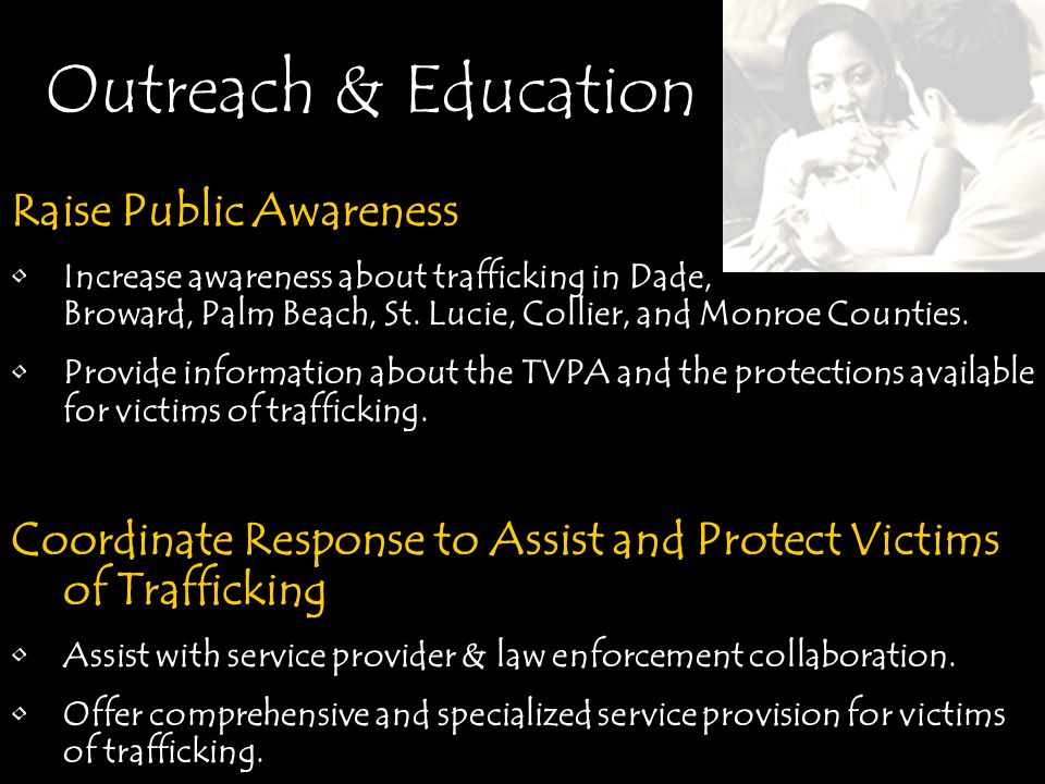 rrent as of may 2002 Outreach & Education Raise Public Awareness