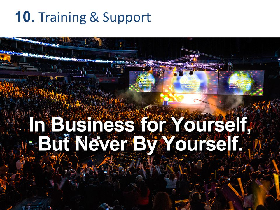 In Business for Yourself,