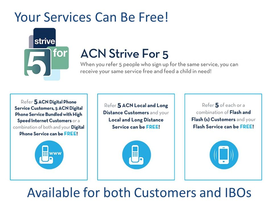 Your Services Can Be Free!