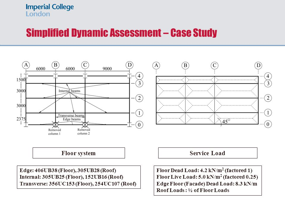 Simplified Dynamic Assessment – Case Study