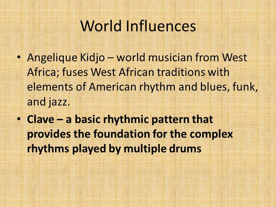 World Influences