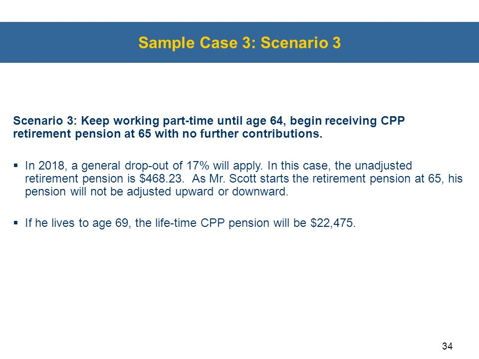 Sample Case 3: Scenario 3