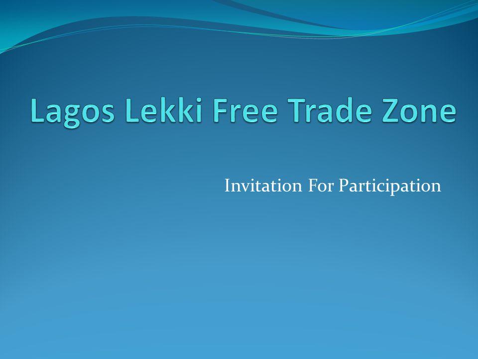 Lagos Lekki Free Trade Zone