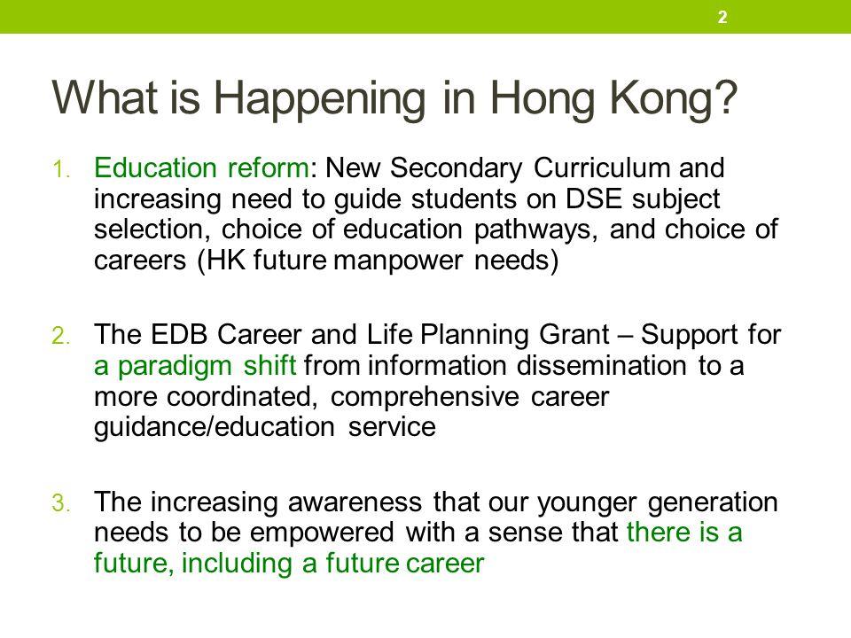 What is Happening in Hong Kong