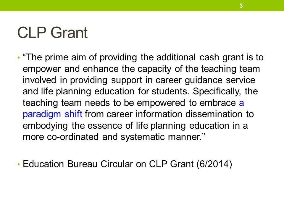 CLP Grant