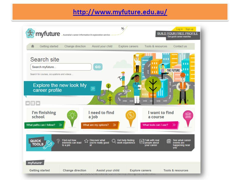 http://www.myfuture.edu.au/