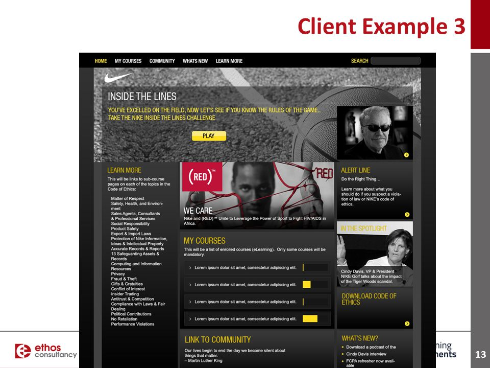 Client Example 3 Go to live demo