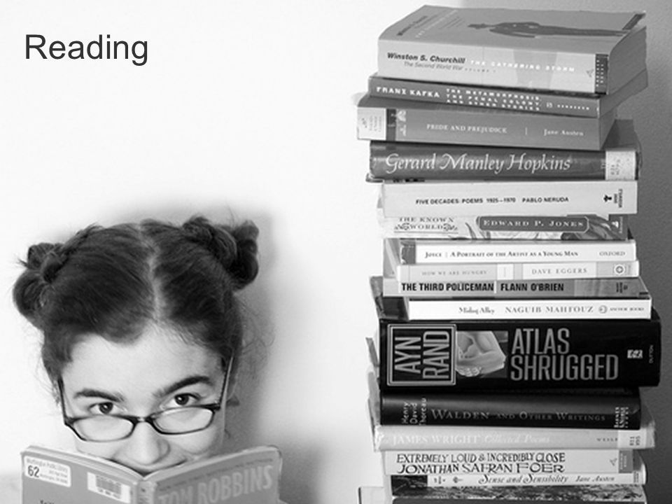 Reading Reading List. School curriculum is limited – you can usually cover most, if not all of it. You get the opportunity to.