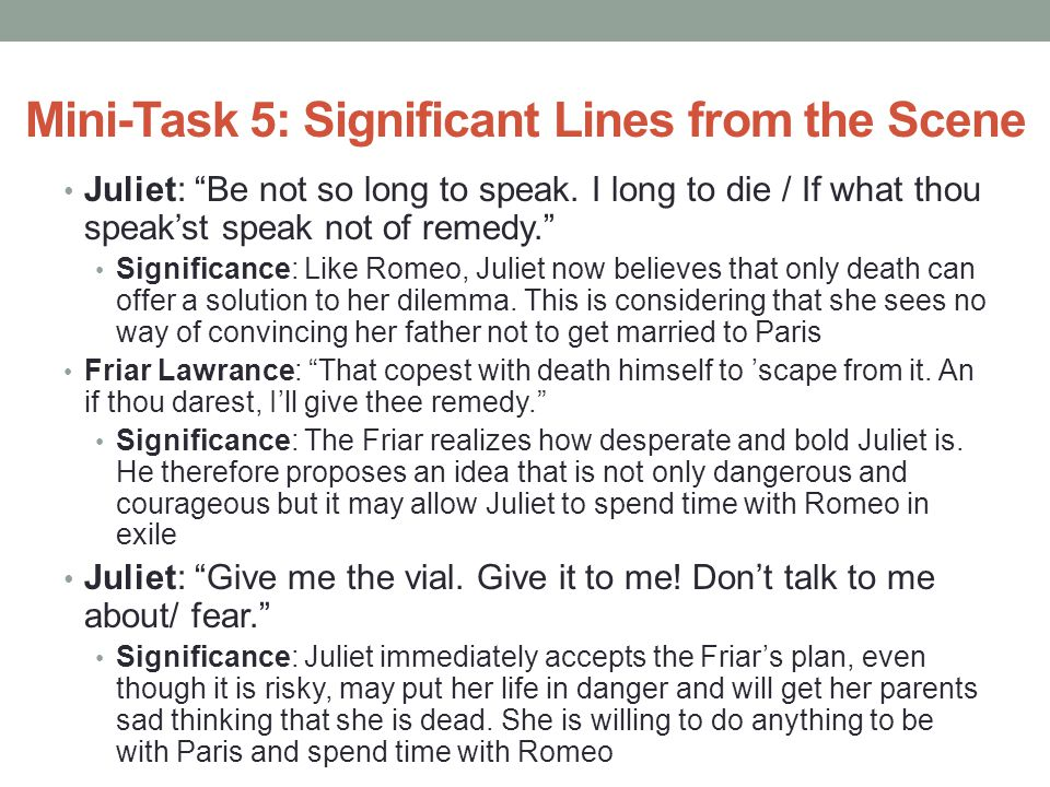 Mini-Task 5: Significant Lines from the Scene