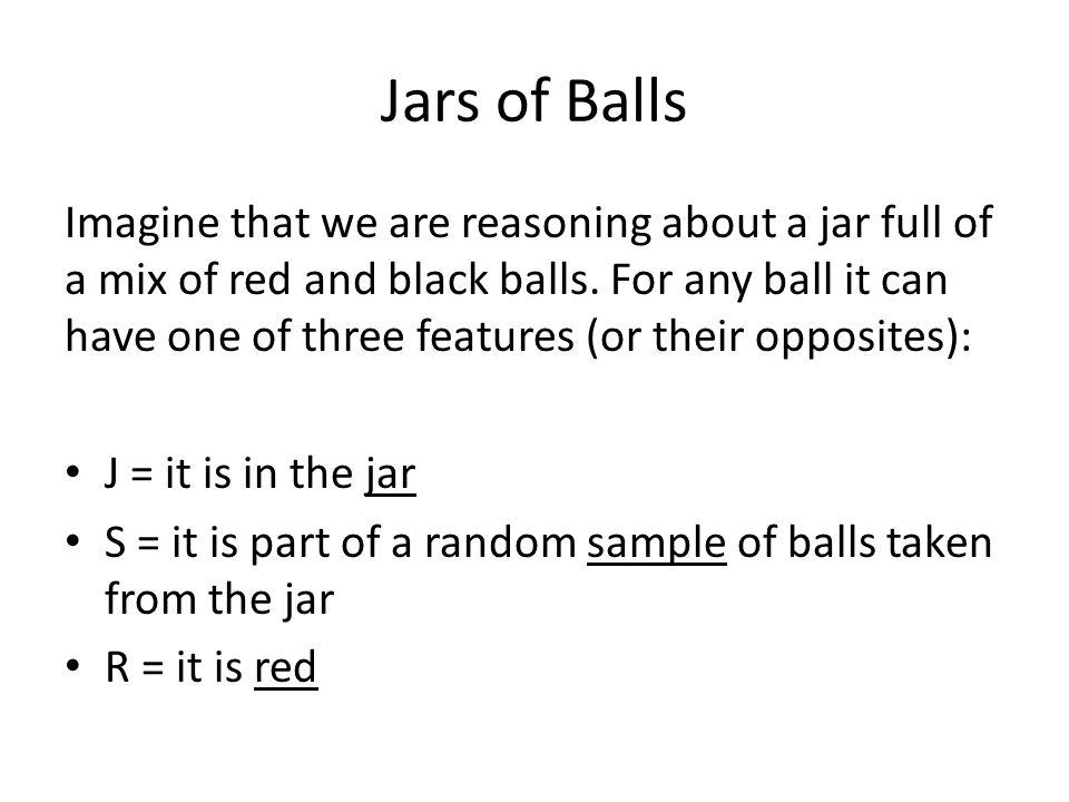 Jars of Balls