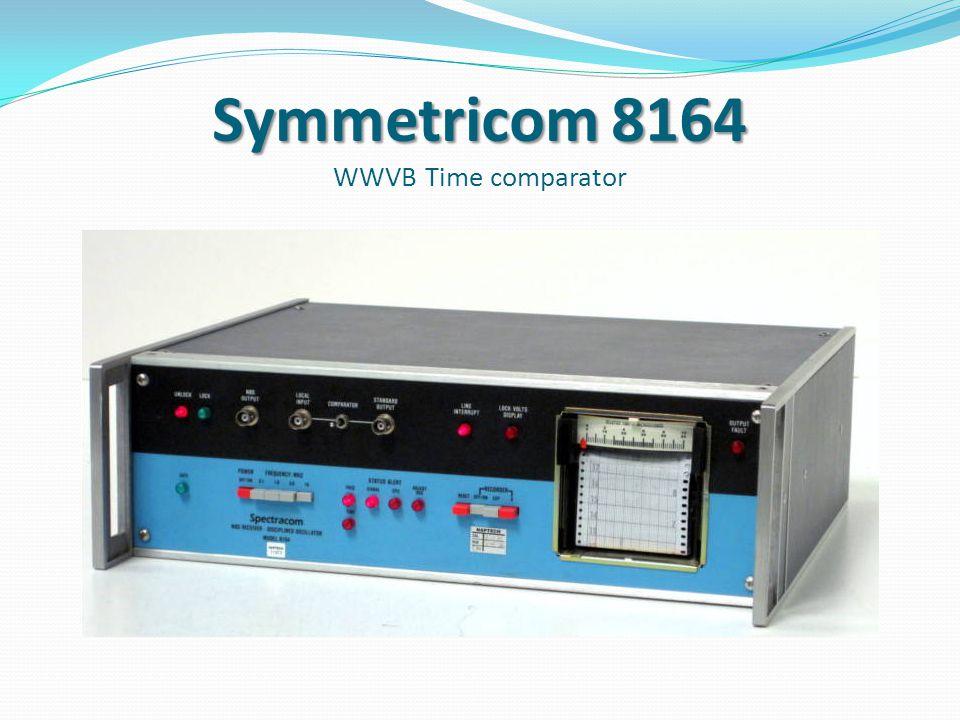 Symmetricom 8164 WWVB Time comparator
