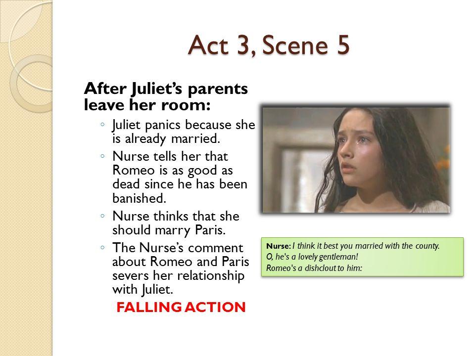 Act 3 scene 5 romeo and juliet essay