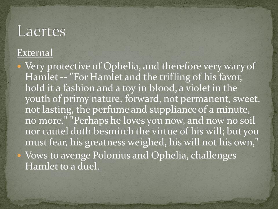 Laertes External.