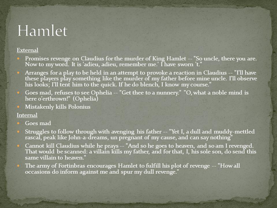 Hamlet External.