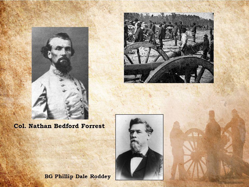 Col. Nathan Bedford Forrest