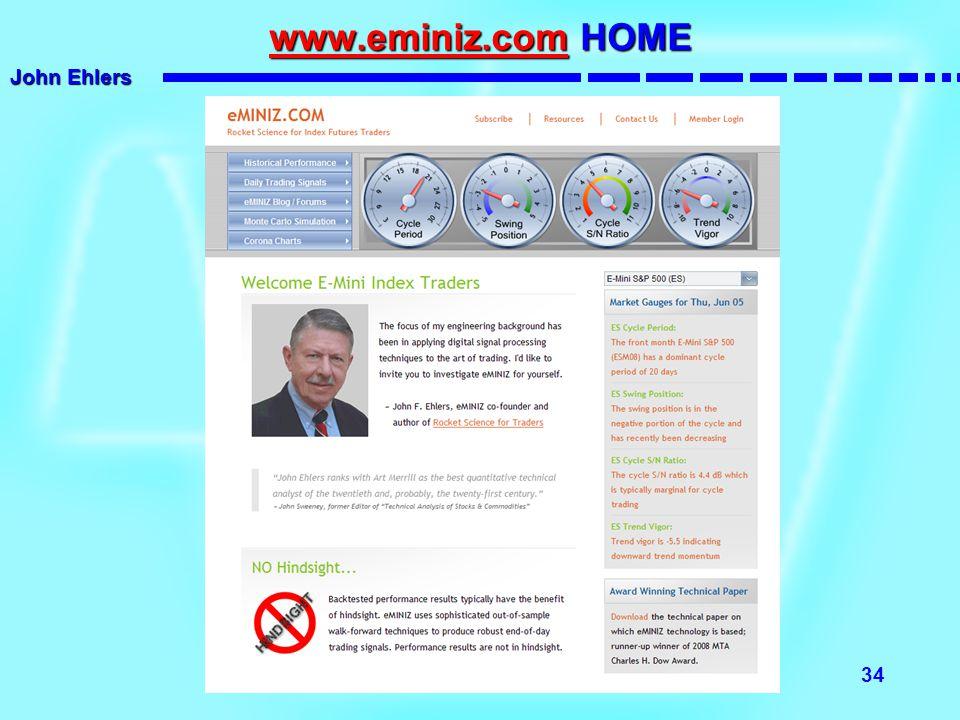 www.eminiz.com HOME