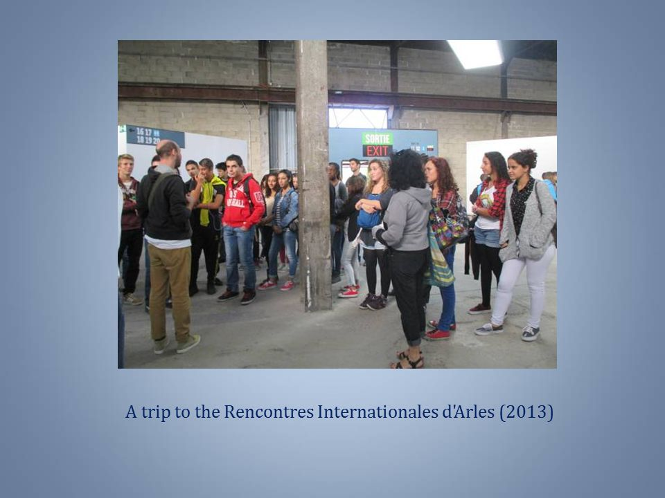 A trip to the Rencontres Internationales d Arles (2013)