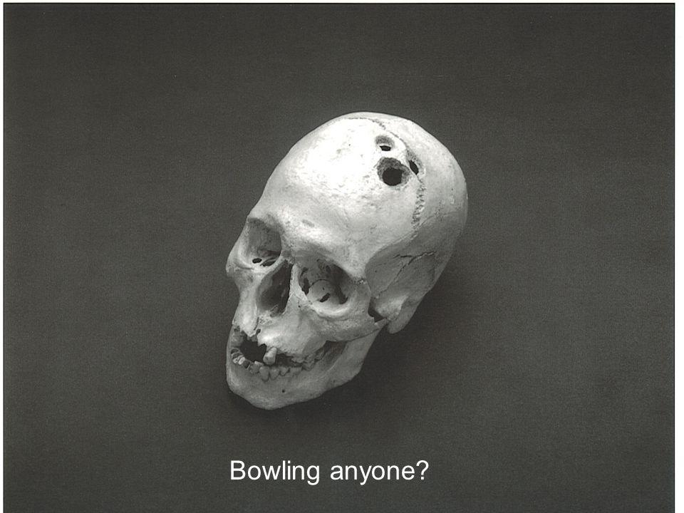 Bowling anyone