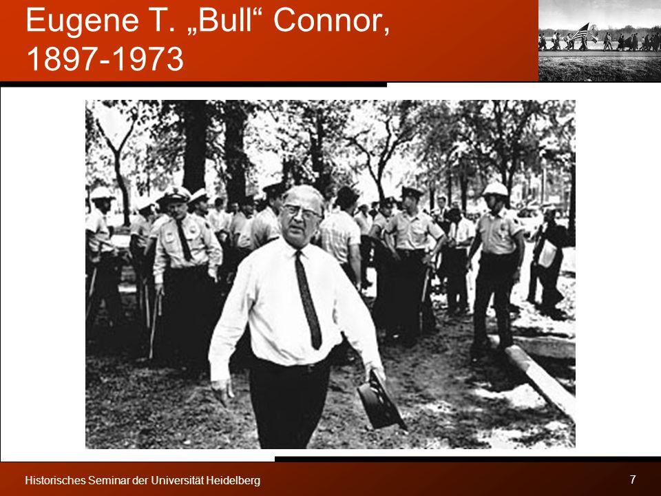 """Eugene T. """"Bull Connor, 1897-1973"""