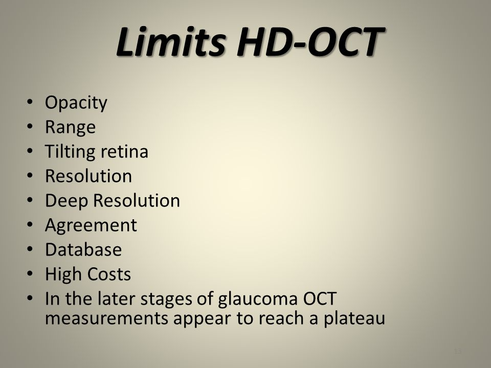 Limits HD-OCT Opacity Range Tilting retina Resolution Deep Resolution