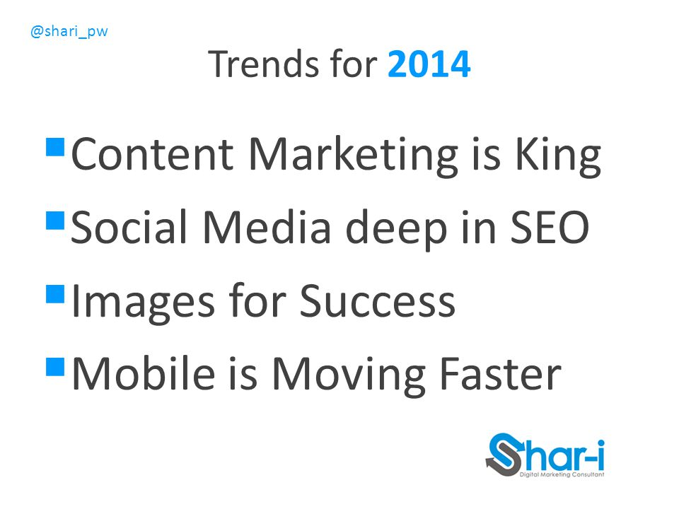 Content Marketing is King Social Media deep in SEO Images for Success