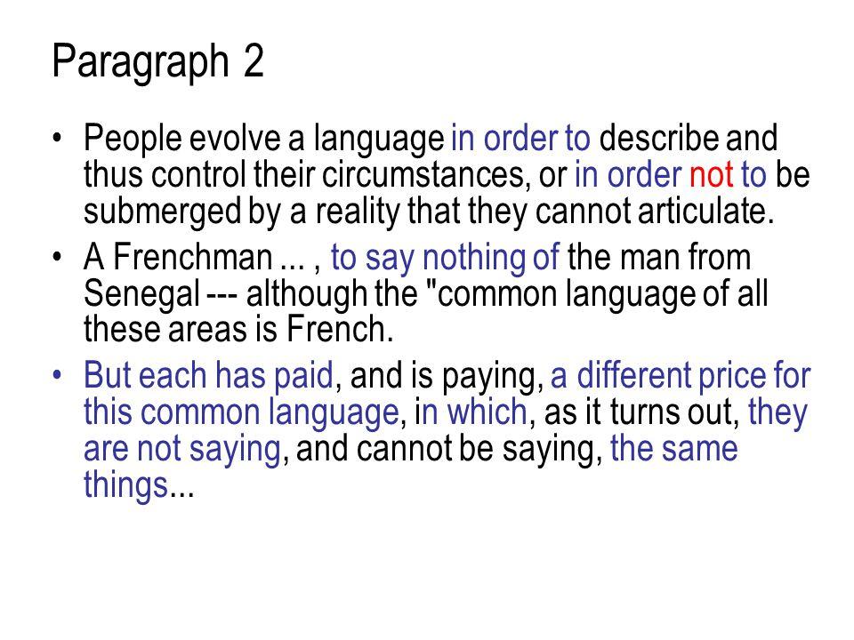 Paragraph 2